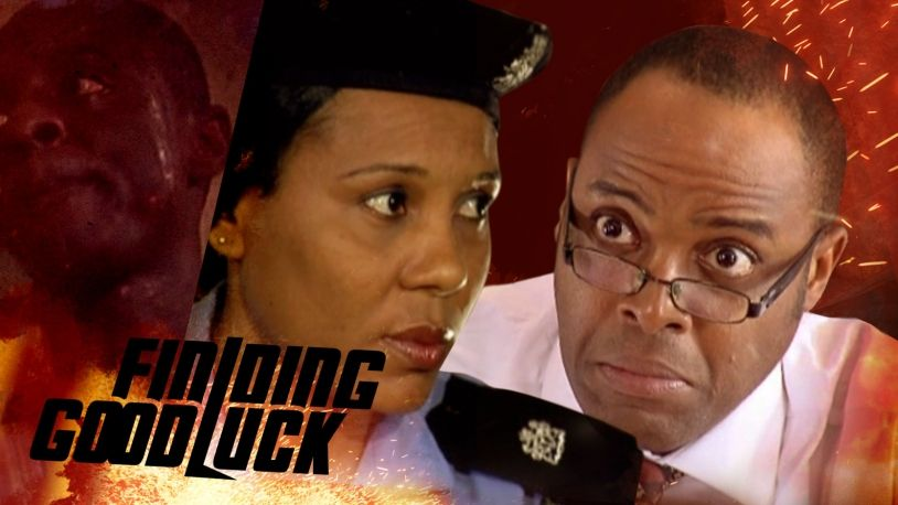 Finding Goodluck on iROKOtv - Nollywood