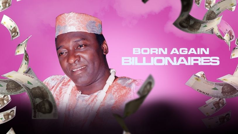 Born Again Billionaire